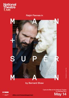 Man and Superman (Encore) - National Theatre